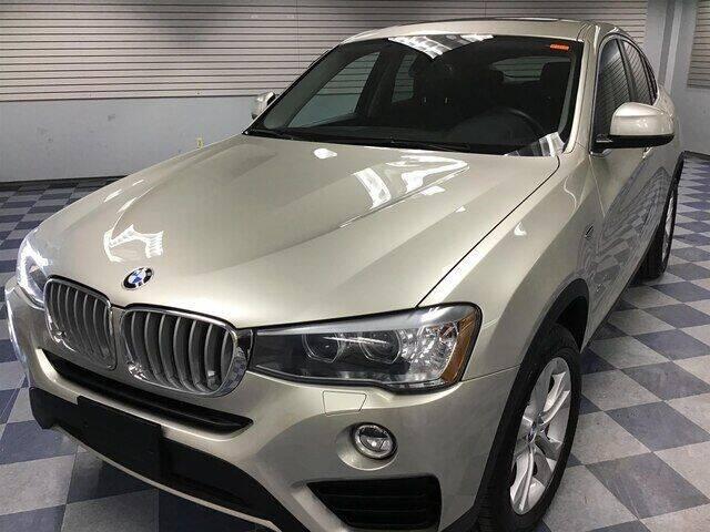 2016 BMW X4 for sale at Mirak Hyundai in Arlington MA