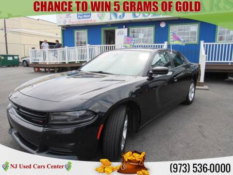 2019 Dodge Charger for sale at New Jersey Used Cars Center in Irvington NJ