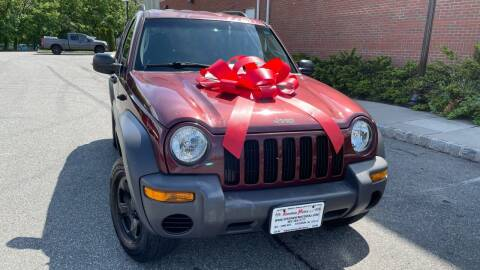 2003 Jeep Liberty for sale at Speedway Motors in Paterson NJ