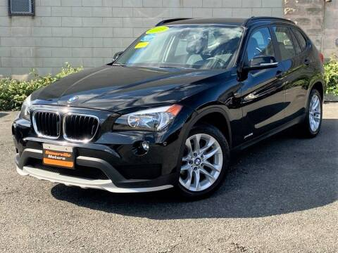 2015 BMW X1 for sale at Somerville Motors in Somerville MA