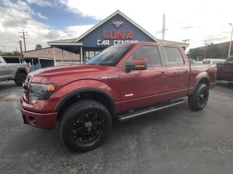 2014 Ford F-150 for sale at LUNA CAR CENTER in San Antonio TX