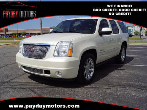 2011 GMC Yukon for sale at Payday Motors in Wichita And Topeka KS