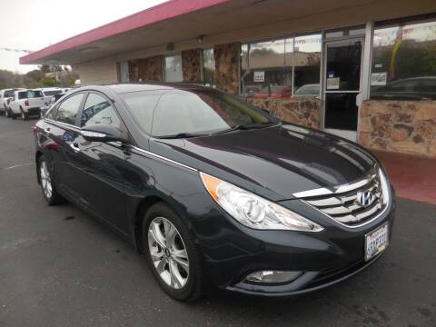 2011 Hyundai Sonata for sale at Auto 4 Less in Fremont CA
