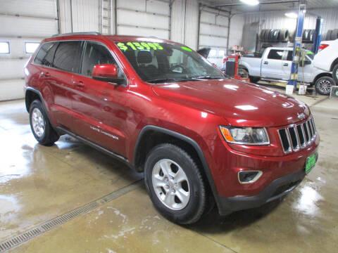 2014 Jeep Grand Cherokee for sale at Granite Auto Sales in Redgranite WI