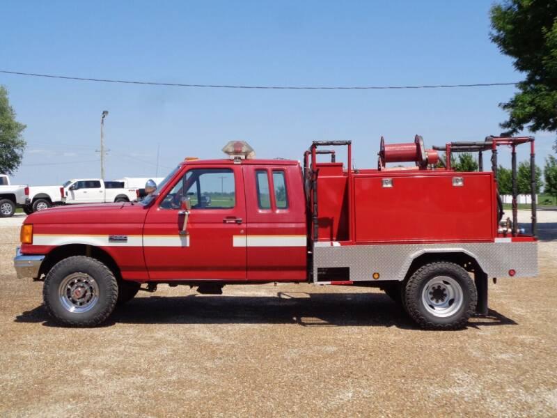 1990 Ford F-250 for sale at Burkholder Truck Sales LLC (Edina) in Edina MO
