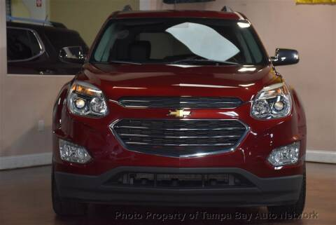 2016 Chevrolet Equinox for sale at Tampa Bay AutoNetwork in Tampa FL
