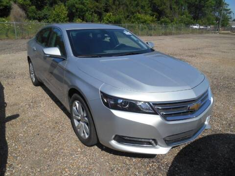 2019 Chevrolet Impala for sale at AUTO MART in Montgomery AL