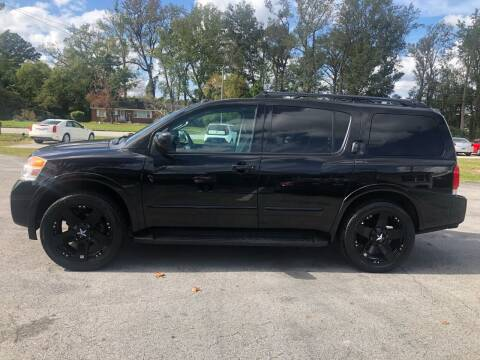 2014 Nissan Armada for sale at IH Auto Sales in Jacksonville NC