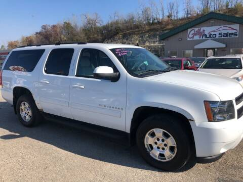2009 Chevrolet Suburban for sale at Gilly's Auto Sales in Rochester MN
