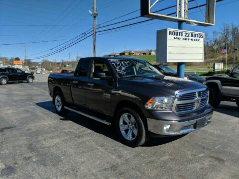 2014 RAM Ram Pickup 1500 for sale at Route 22 Autos in Zanesville OH