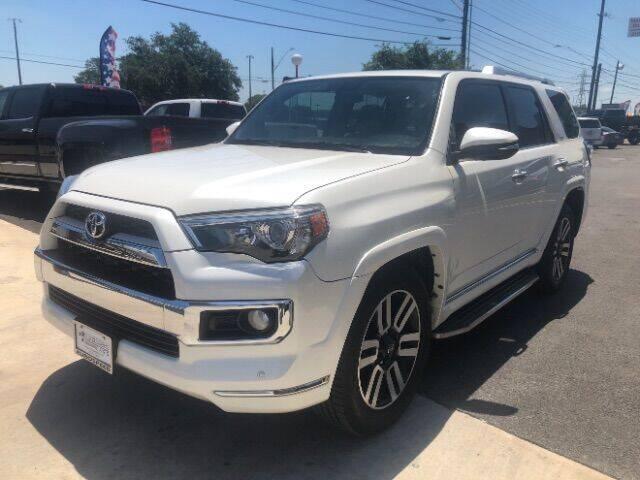 2015 Toyota 4Runner for sale at Eurospeed International in San Antonio TX