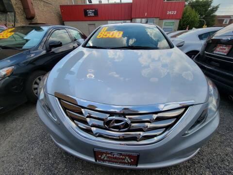 2011 Hyundai Sonata for sale at Alpha Motors in Chicago IL
