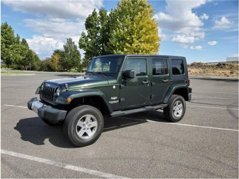 2010 Jeep Wrangler Unlimited for sale at Elite 1 Auto Sales in Kennewick WA
