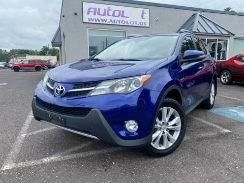 2015 Toyota RAV4 for sale at AUTOLOT in Bristol PA