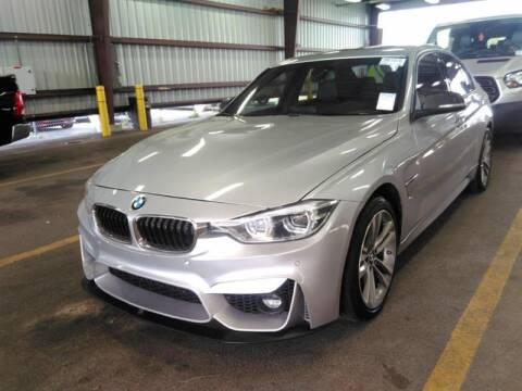 2016 BMW 3 Series for sale at Kargar Motors of Manassas in Manassas VA