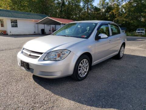2010 Chevrolet Cobalt for sale at Ona Used Auto Sales in Ona WV