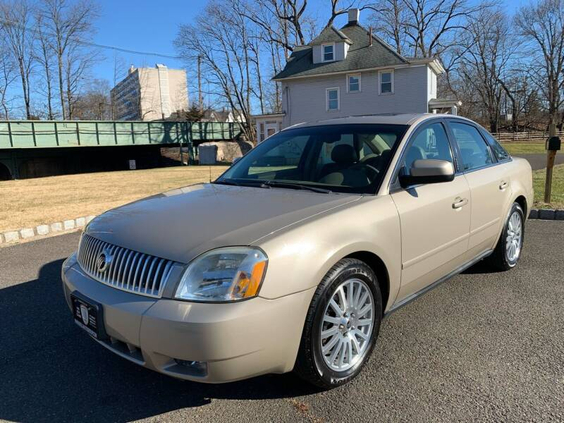 2005 Mercury Montego for sale at Mula Auto Group in Somerville NJ