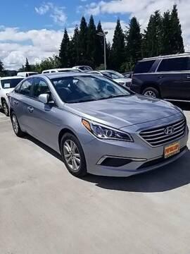 2016 Hyundai Sonata for sale at Washington Auto Credit in Puyallup WA