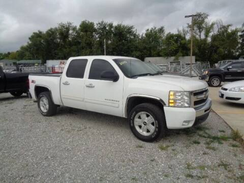 2010 Chevrolet Silverado 1500 for sale at Rod's Auto Sales in Houston MO
