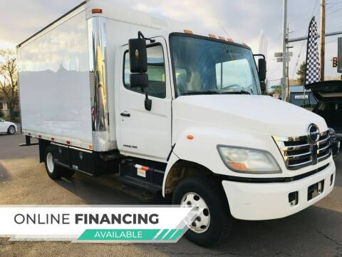 2008 Hino 145 for sale at Salem Auto Market in Salem OR