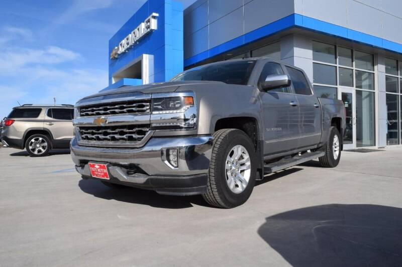 2017 Chevrolet Silverado 1500 for sale at Tripe Motor Company in Alma NE
