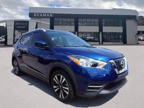 2019 Nissan Kicks for sale at BEAMAN TOYOTA - Beaman Buick GMC in Nashville TN