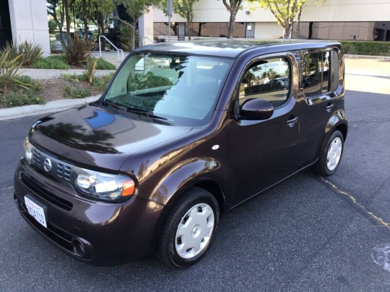 2011 Nissan cube for sale at Tri City Auto Sales in Whittier CA