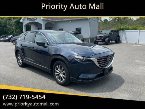 2018 Mazda CX-9 for sale at Mr. Minivans Auto Sales - Priority Auto Mall in Lakewood NJ