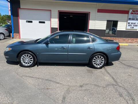 2007 Buick LaCrosse for sale at Auto Outlet in Billings MT