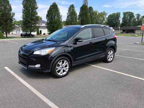 2016 Ford Escape for sale at Chris Auto South in Agawam MA