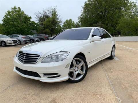 2010 Mercedes-Benz S-Class for sale at Crown Auto Group in Falls Church VA