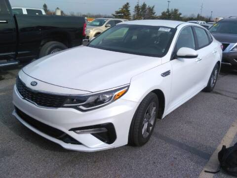2020 Kia Optima for sale at SHAFER AUTO GROUP in Columbus OH