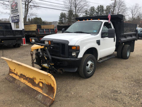 2009 Ford F-350 Super Duty for sale at Winner's Circle Auto Sales in Tilton NH