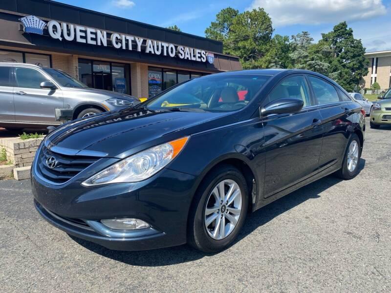 2013 Hyundai Sonata for sale at Queen City Auto Sales in Charlotte NC