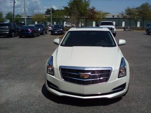 2017 Cadillac ATS for sale at JOE BULLARD USED CARS in Mobile AL