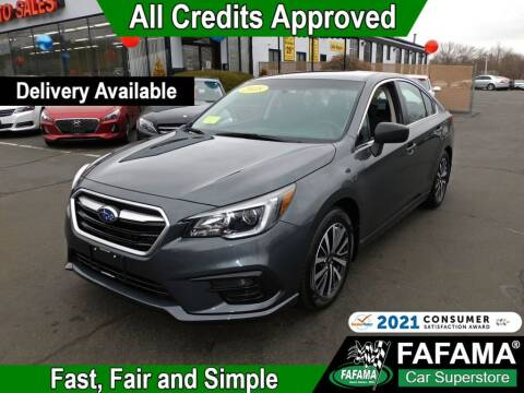 2018 Subaru Legacy for sale at FAFAMA AUTO SALES Inc in Milford MA