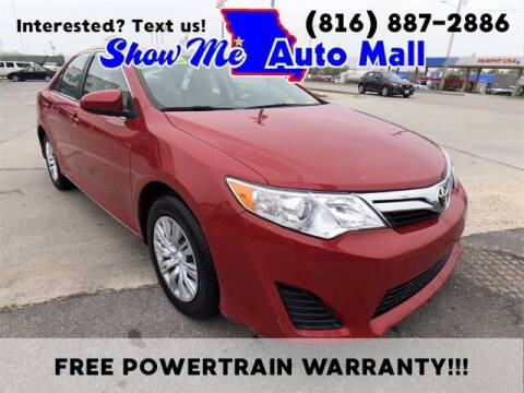 2012 Toyota Camry for sale at Show Me Auto Mall in Harrisonville MO