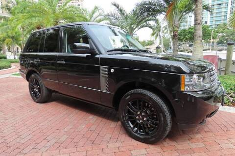 2011 Land Rover Range Rover for sale at Choice Auto in Fort Lauderdale FL