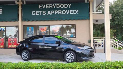 2019 Toyota Corolla for sale at Dunn-Rite Auto Group in Longwood FL