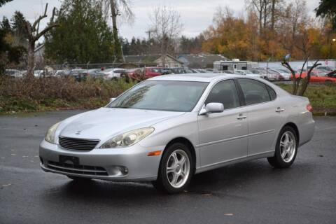 2005 Lexus ES 330 for sale at Skyline Motors Auto Sales in Tacoma WA
