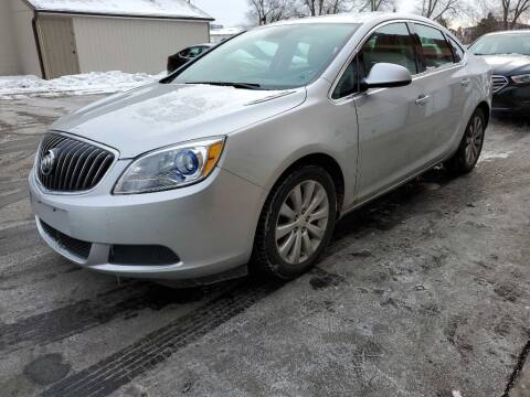 2016 Buick Verano for sale at MIDWEST CAR SEARCH in Fridley MN