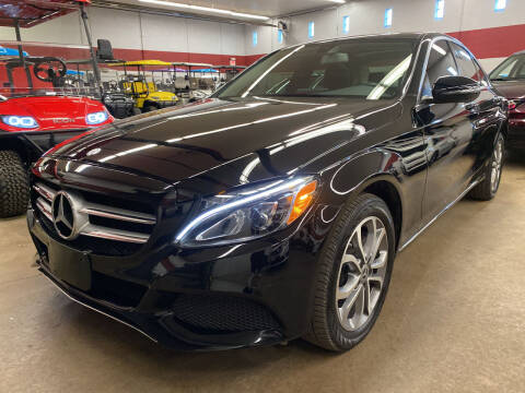 2017 Mercedes-Benz C-Class for sale at Columbus Car Warehouse in Columbus OH