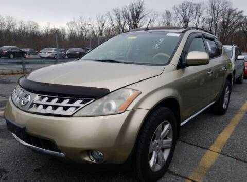 2007 Nissan Murano for sale at EZ PASS AUTO SALES LLC in Philadelphia PA