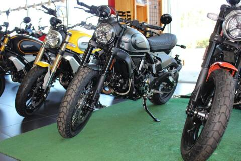 2021 Ducati Scrambler for sale at Peninsula Motor Vehicle Group in Oakville NY