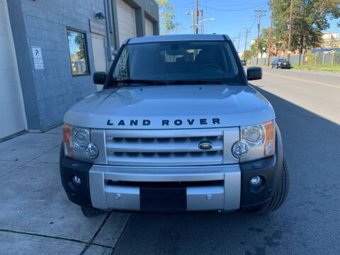 2006 Land Rover LR3 for sale at SUNSHINE AUTO SALES LLC in Paterson NJ