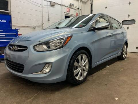 2013 Hyundai Accent for sale at Auto Warehouse in Poughkeepsie NY