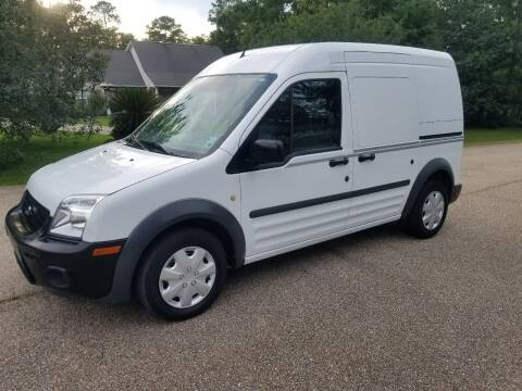 2013 Ford Transit Connect for sale at J & J Auto Brokers in Slidell LA