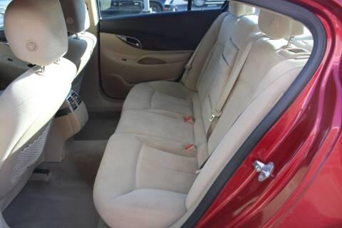 2012 Buick LaCrosse for sale at Elmwood Park Auto Haus in Elmwood Park IL