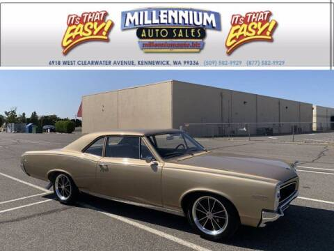 1966 Pontiac Tempest for sale at Millennium Auto Sales in Kennewick WA