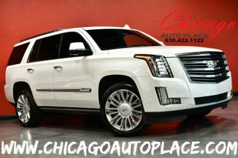 2017 Cadillac Escalade for sale at Chicago Auto Place in Bensenville IL